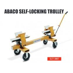 ABACO SELF-LOCKING TROLLEY SLT13M7