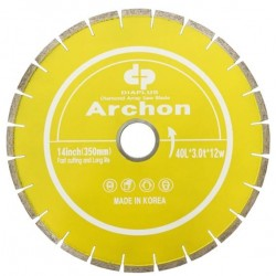Archon Railsaw Blade for Marble