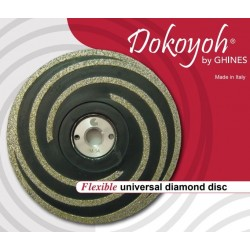 Dokoyoh Flexible Universal Grinding Disc by Ghines