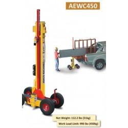 Abaco EZ-Pro Winch Cart