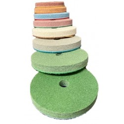 DFS Octopus 8 Step Surface Polishing Pads