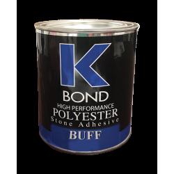 K-Bond Polyester Adhesive - Buff