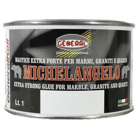 General Michelangelo Extra Strong for Marble, Granite and Quartz Lt.1