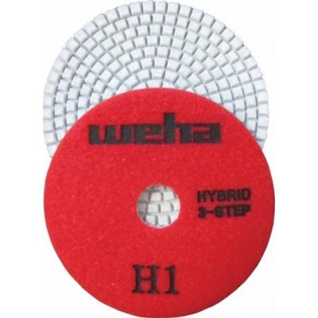 Weha Hybrid 3 Step Polishing Pads
