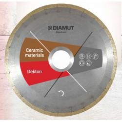 "Diamut UNIKO Dekton / Ceramic Blade - 16"""