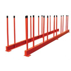"""Abaco Remnant Rack (118"""")"""