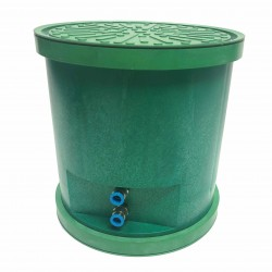 BVC Vacuum Cup (Round 200x200x200 for Solid Surface)