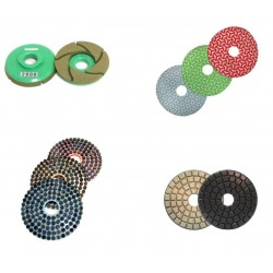 Specialty Polishing Pads
