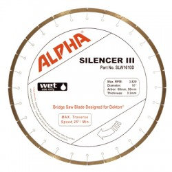 Alpha Silencer III for Dekton