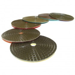 Alpha Ceramica Resin Polishing Pads