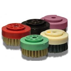 Silicone Carbide Antiquing Brushes
