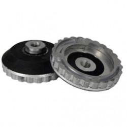 "Alpha® Aluminum Adapter, Snaillock to 5/8""-11F"