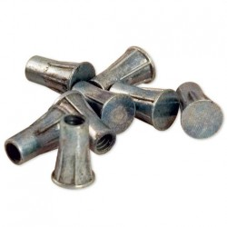 Closed - End Lead Anchors - 100/box