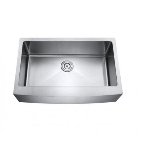 DFS105-30 Single bowl Apron kitchen Sink