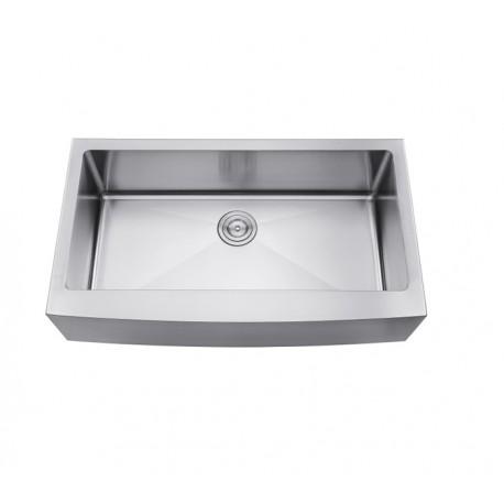 DFS105-36 Single Bowl Apron Kitchen Sink