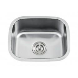 DFS-106 Draco Single Bowl Bar Sink
