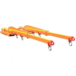 Abaco Double Forklift Boom