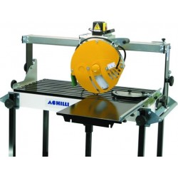 Achilli AMS 130 Bench Tile Saw cutting length up to 52""