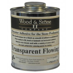 Wood & Stone Transparent Flowing