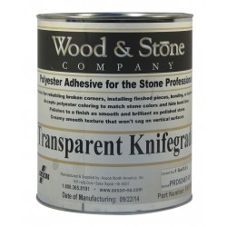 Wood & Stone Transparent Knife Grade