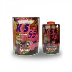 KS-55 Water Clear Adhesive