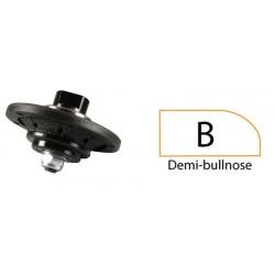Alpha Profile B - Demi Bullnose