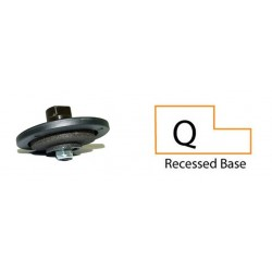 Alpha Profile Q - Recessed Edge