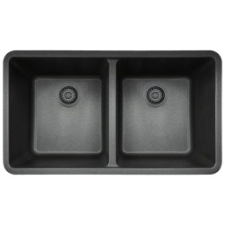 DFS-802 Equal Bowl Granite Composite Sink