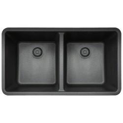 DFS-802 Equal Bowl Granite Composite Sink