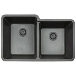 DFS-801 60/40 Granite Composite Sink