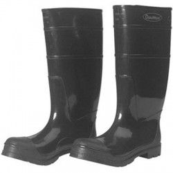 Steel Toe Rubber Work Boots