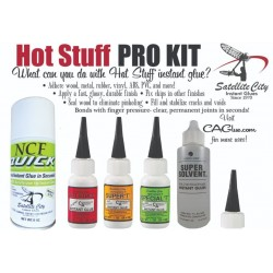 Hot Stuff Pro Kit