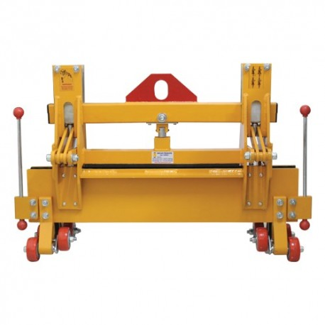 Abaco Stone Steel Glass and Wood Lifter