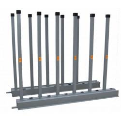 Groves Heavy Duty Bundle Rack - LONG