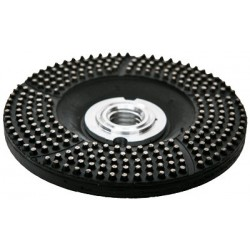 Cyclone Cluster Removal Wheel
