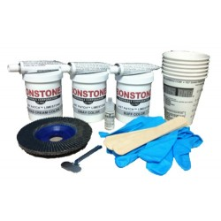 Last Patch Limestone Repair Kit