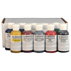 K-Bond 8oz Polyester Color Pigments